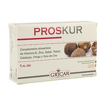 Proskur 30 capsules of 750mg
