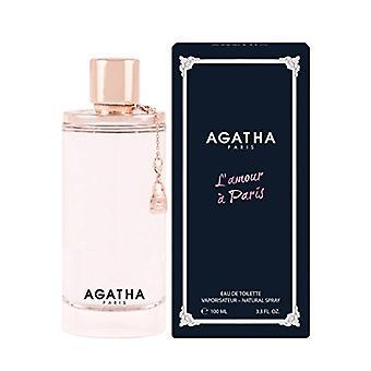 Agatha Paris L'amour a Paris Eau de Toilette 100ml Spray