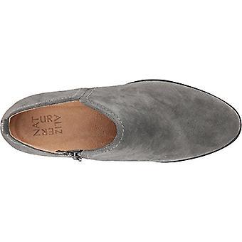 Naturalizer Womens cuero Zarie almendra del dedo del pie tobillo moda botas