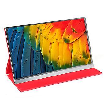 15.6 bærbar skjerm 1080 Ips skjerm Usb Type C Hdmi skjerm for pc / laptop Ps4