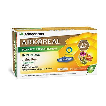 Arkoreal Royal Jelly Sugar Free Immunity 20 ampoules