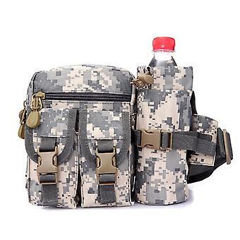 Pánská taška v pase vodotěsná venkovní vak Militaire Turistické armádní tašky