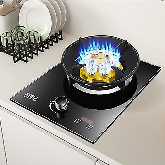 Single Household Liquefied Petroleum Gas Embedded Desktop Stove