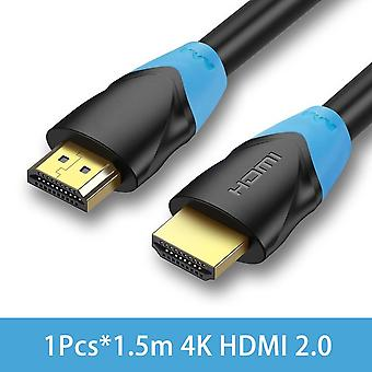 Hdmi Cable Splitter Hd 1080p Video Switcher Adapter