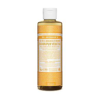 Citrus Liquid Soap (Savon Liquide Agrumes-Orange) 240 ml