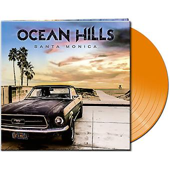 Ocean Hills - Santa Monica (Clear Clear Orange Vinyl) [Vinyl] USA import