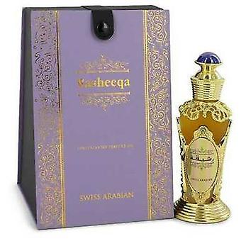 Swiss Arabian Rasheeqa By Swiss Arabian Concentrated Perfume Oil .67 Oz (women) V728-548652