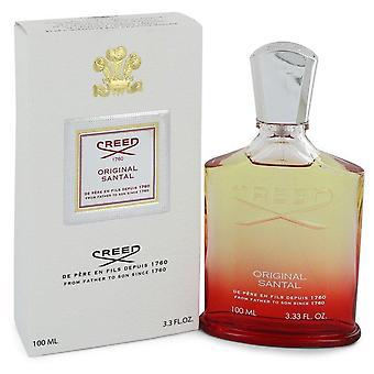 Original Santal Eau De Parfum Spray By Creed 3.3 oz Eau De Parfum Spray