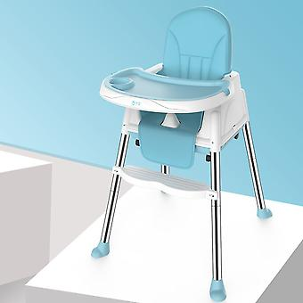 Adjustable High Chairs Baby  Dinner Table Chair Multi-function Folding Chair