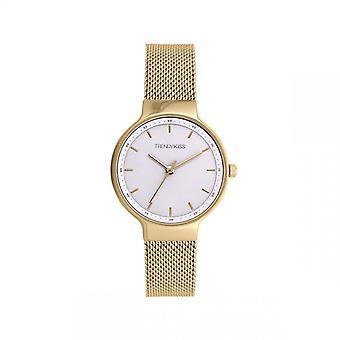 Horloge Trendy Kiss TMG10121-01 - Cl begint gouden vrouw