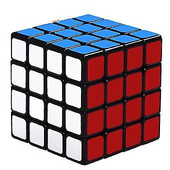 4x4x4 6cm magic cube, täydellinen sulkeminen erittäin vikasietoinen muu kuin korttikulmanopeus