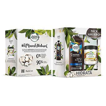 Herbal Essences Pack Champú de Leche de Coco + Mascarilla