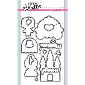 Heffy Doodle Happily Ever Crafter Dies