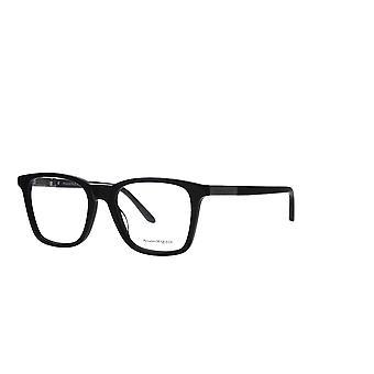 Alexander Mcqueen AM0324O 001 Schwarze Brille