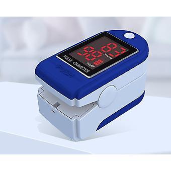 Pulsoximeter Blutsauerstoff Sättigung Herzfrequenz Spo2 Monitor mit Lanyard