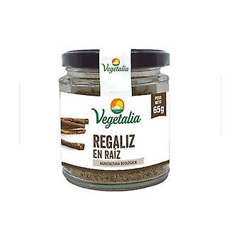 Organic Cut Root Licorice 50 g