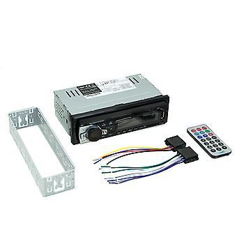רדיו נגן MP3 קלמנטיין 8428BT 4x45w 1 DIN עם SD, USB, AUX, RCA ו- Bluetooth