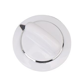 Manopola di controllo timer essiccatore WE01X20374 con sostituzione dell'anello per GE WE1M856