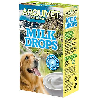 Arquivet Milk Drops (Dogs , Treats , Chewy and Softer Treats)