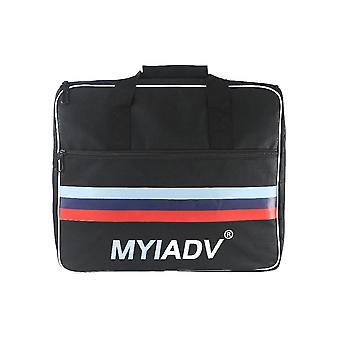 Motorcycle Luggage Inner Bag Expandable Saddlebag Saddle Bags