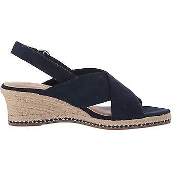 Bella Vita Zapatos para Mujer y apos;s Nadette 2 Tela Open Toe Casual Mule Sandalias