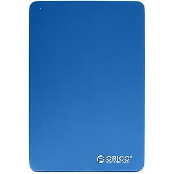 "HanFei 500GB 2.5"" Externe Festplatte USB3.0 MD25U3 Aluminium für Mac, PC, Playstation, Xbox, Backup"