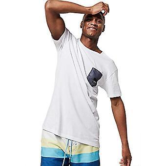 O'NEILL LM Forma Bolsillo Camiseta-1010 Super White-XS, Camisetas para Hombre, Blanco
