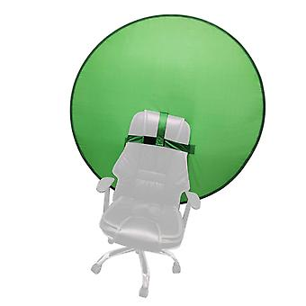 Green Screen Photography Props Portable Chroma Key Background Photos Suitable