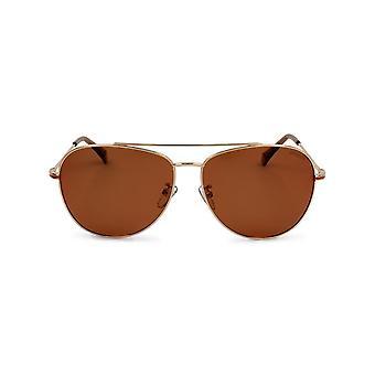 Polaroid - Akcesoria - Okulary przeciwsłoneczne - PLD2083GS-3YG - Mężczyźni - złoto,sienna