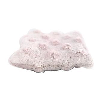 Comforter Gray - Toallitas limpiadoras lavables de doble cara 3 unidades
