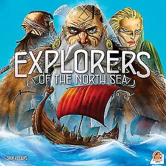 Explorers of the North Sea Board Game