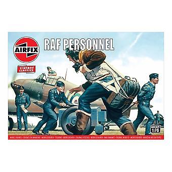 RAF要員1:76航空修正フィギュア