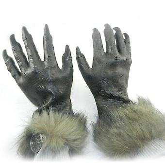 Wolf Claws Cosplay Gloves Halloween Bar Party Costume