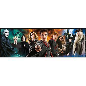 Clementoni Harry Potter Panorama pussel (1000 bitar)