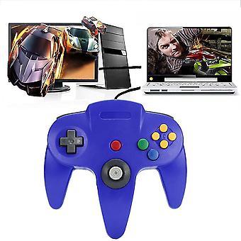 Dobry USB Przewodowy Gaming Gamer Gamepad Komputer Pc Kontroler do gier