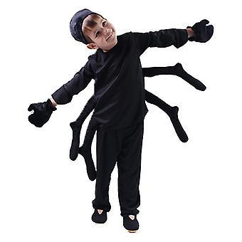 Tierkostüm Spinne Stil Anzug Kinder Bühne Performance Kostüm (Extra groß)
