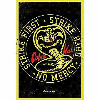 Cobra Kai Emblem Poster