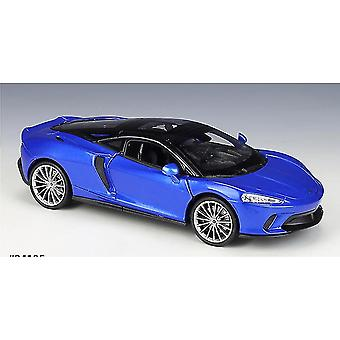 1:24 Mclaren Gt Sports Car Die Casting Simulation Car Model Collection Gift Toy|diecasts