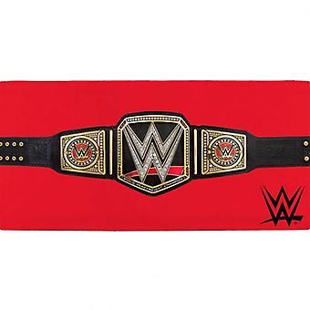 WWE Towel Title Belt