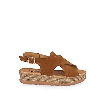 Sandales Zian 109063 Couleur Camel1