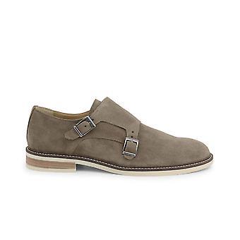 Duca di Morrone - Flat shoes Men 600_CAMOSCIO