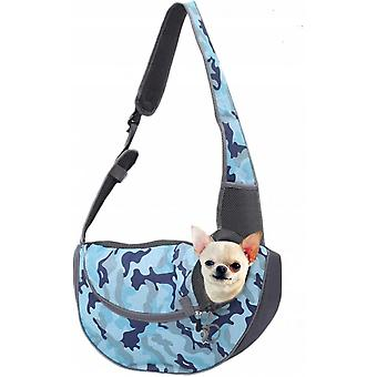 Harness For Dogs, Hanging Bag Hanging, Handbag For Cat And Puppy, Breathable Net Trip, Suitable For Small And Medium-sized Pet Dogs And Cats With Cats