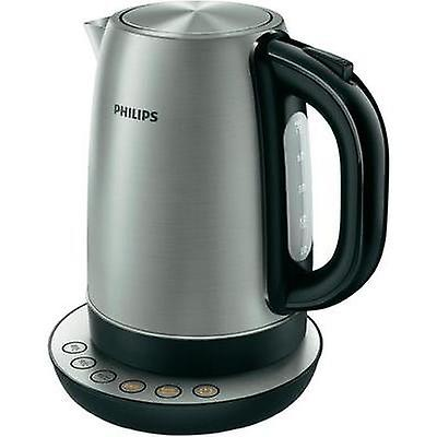 Kettle cordless Philips HD9326/21 Stainless steel, Black