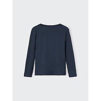 Name-it Jongens Tshirt Victor Awesome Dark Sapphire