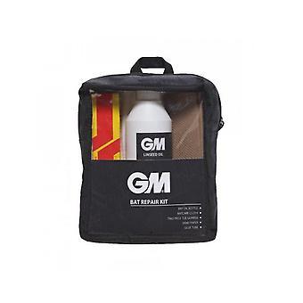 Gunn &moore GM bat reparasjon kit linolje tape klut og andre nødvendigheter
