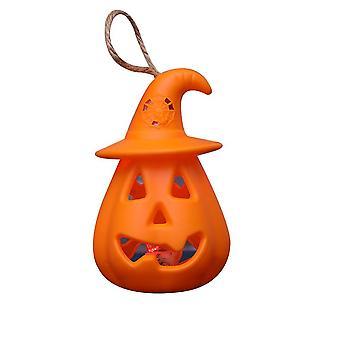Linterna de calabaza para Halloween, Navidad, Acción de Gracias y fiestas temáticas