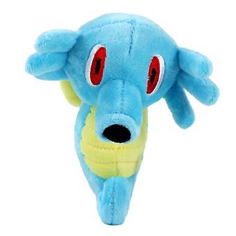 13cm Pokemon Horsea Pehmolelut Pehmeät täytetyt eläimet Sarjakuva nuket