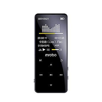 Mp3 Student Player Mp4 Steckkarte Touchscreen Bluetooth Mini Walkman Portable (gewöhnliche Touch Version4gb)