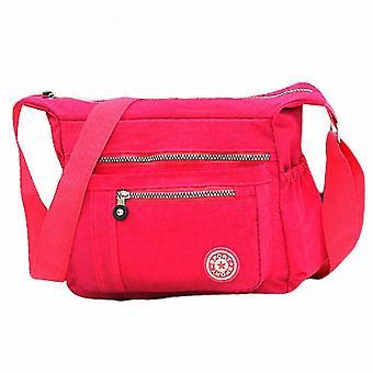 Caraele Ladies Multi Pockets Messenger Bag Handbag Cross Body Bags