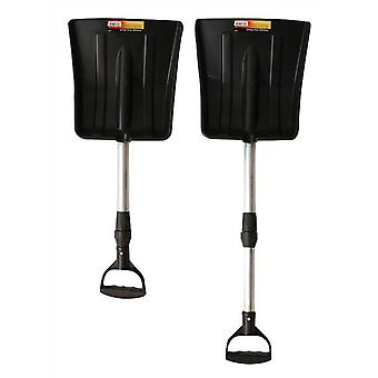 Telescopic Snow Shovel